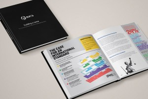 RICS book cover and spead
